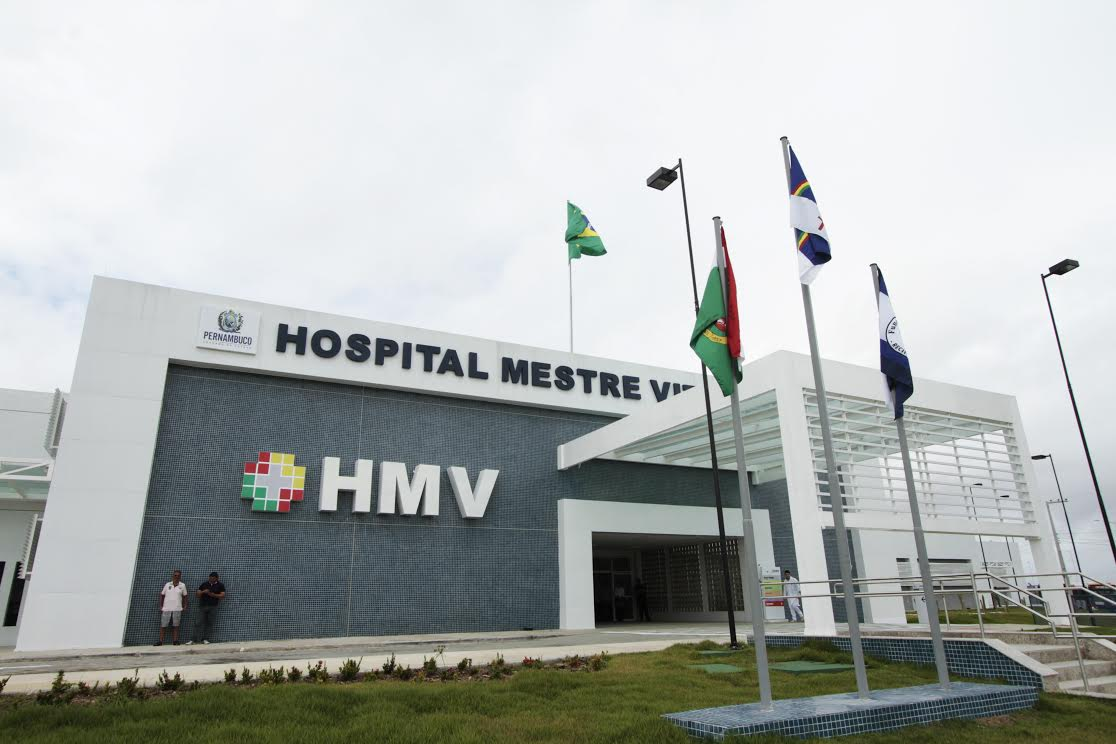 Registrado primeiro caso de Covid-19 no HMV, em Caruaru