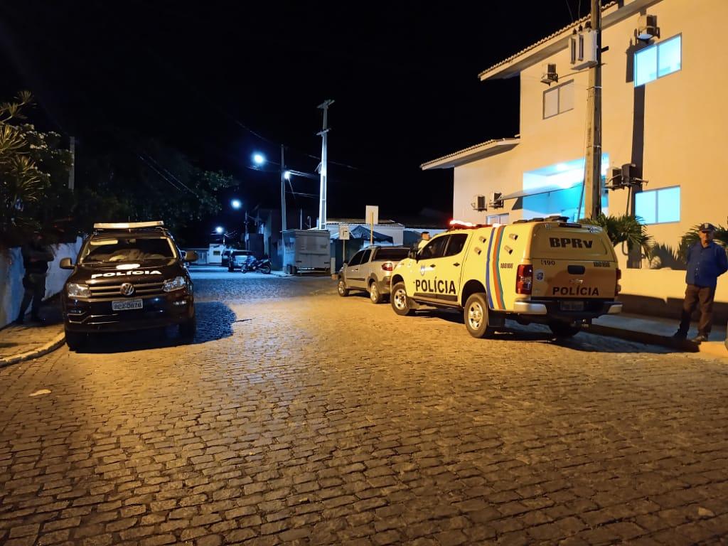 Tentativa de assalto termina com policial e bandido mortos em Bezerros