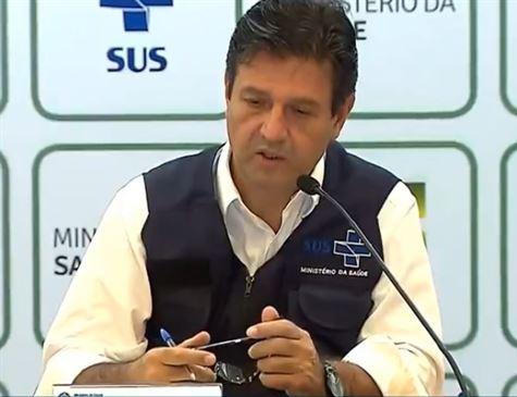 Covid-19: Brasil registra 3.904 casos confirmados e 114 mortos