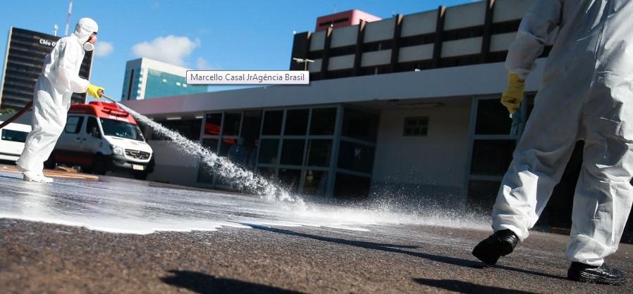 Brasil já tem 201 mortes por coronavírus e quase 6 mil casos confirmados