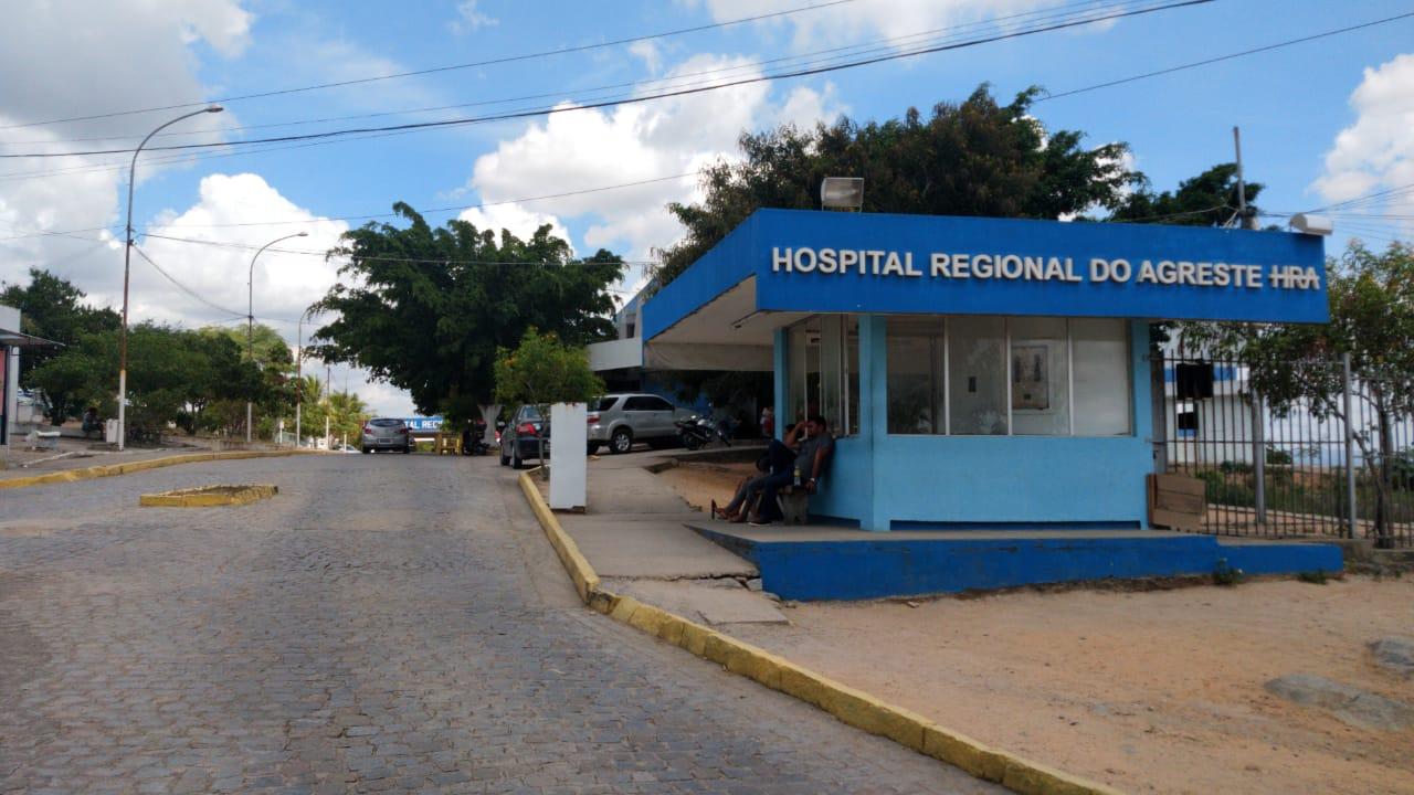Homem é baleado na zona rural de Caruaru e morre no HRA