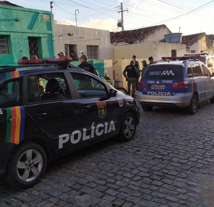 Dois homicídios são registrados em Caruaru no último dia do mês de março