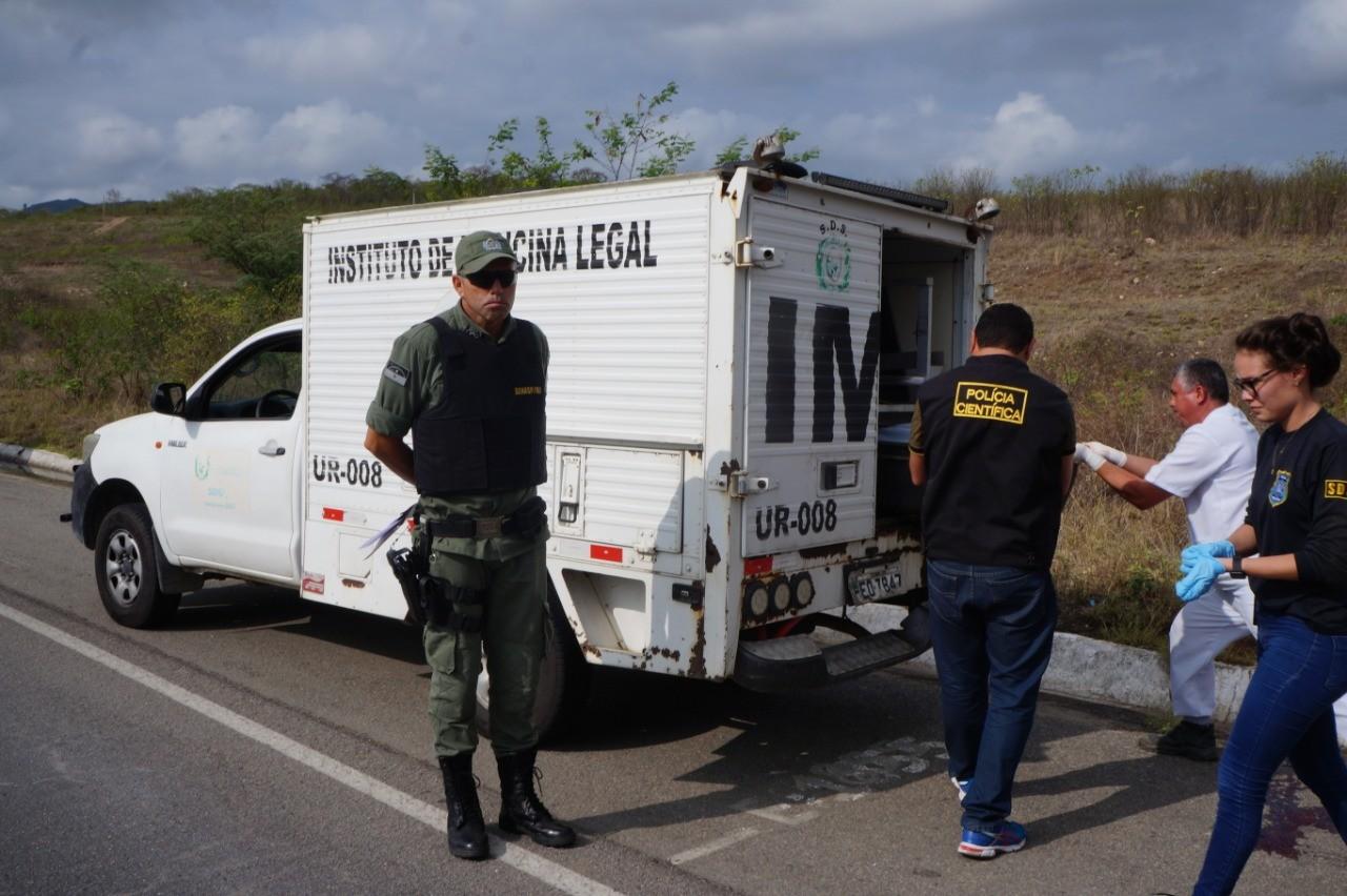 Polícia Civil registra redução de 26% no número de homicídios no trimestre de 2020 em Caruaru