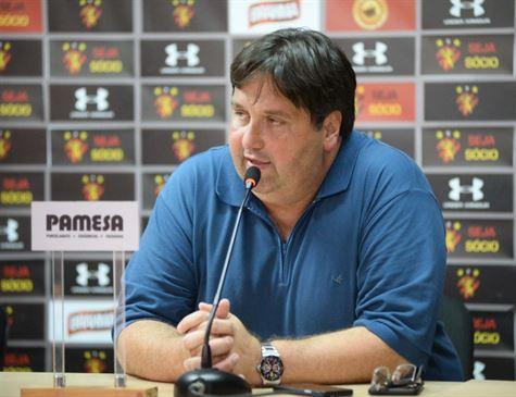Nelo Campos deixa cargo de diretor de futebol do Sport