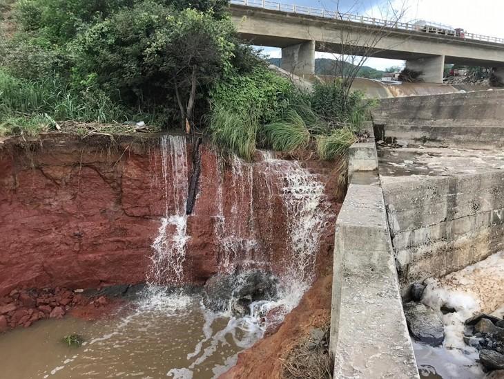 Barragem corre risco de romper em Águas Belas e sinal de alerta é ligado