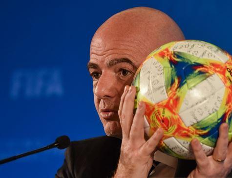 Fifa adia todos os jogos internacionais previstos para junho